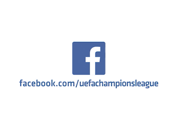 Facebook Champions League Lisbon